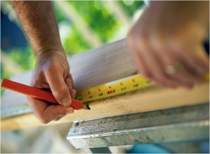 Handyman Services wood repairs