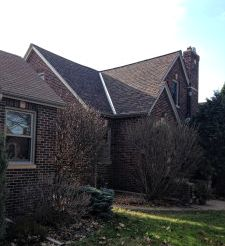 Roofing project in Minneapolis, MN, Replaced roof , roofing contractor