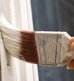 Painting for a Minneapolis, MN handyman service customer