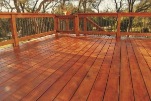 Deck Restoration Project