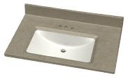 Wave Style Vanity Sink