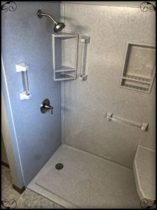 MN tub to shower conversion